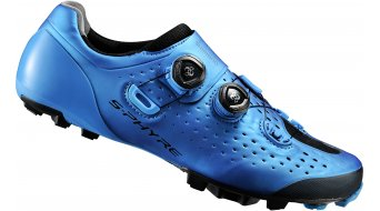 Shimano S-Phyre SH-XC9 SPD chaussures VTT-chaussures taille 40 bleu