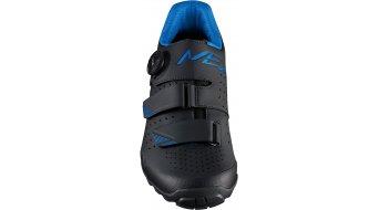 Shimano SH-ME400 SPD MTB-Schuhe Gr. 38.0 black/blue