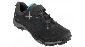 Shimano SH-MT5 SPD MTB Schuhe Gr. 46 black - VORFÜHRTEIL - Cleats wurden montiert