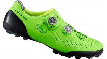 Shimano S-Phyre SH-XC901 SPD scarpe da MTB . green