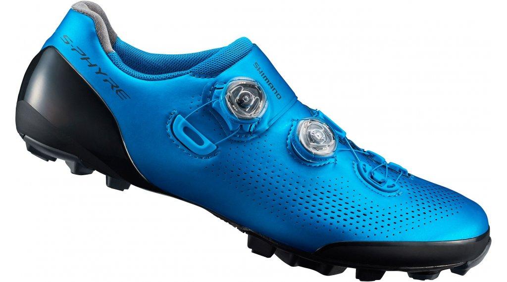 Shimano S-Phyre SH-XC901 SPD MTB-Schuhe Gr. 41.0 blue
