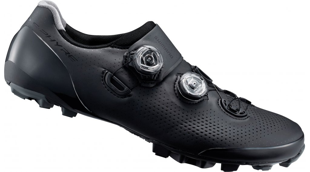 Shimano S-Phyre SH-XC901 SPD MTB-Schuhe Gr. 42.0 black