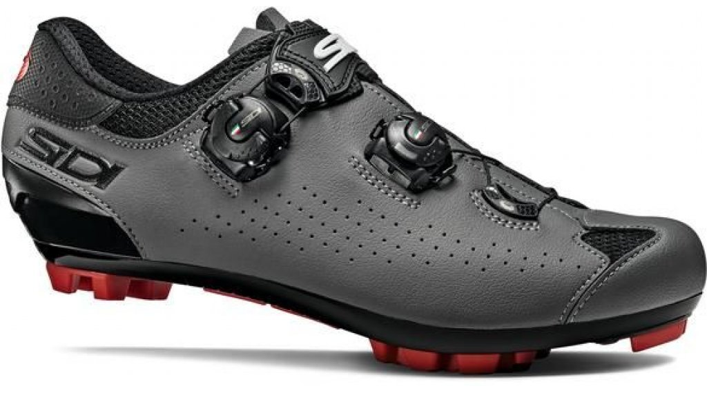 Sidi Eagle 10 MTB- shoes men size 39.0 black/grey