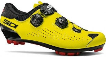 Sidi Eagle 10 MTB- shoes men size 39.0 black/yellow fluo