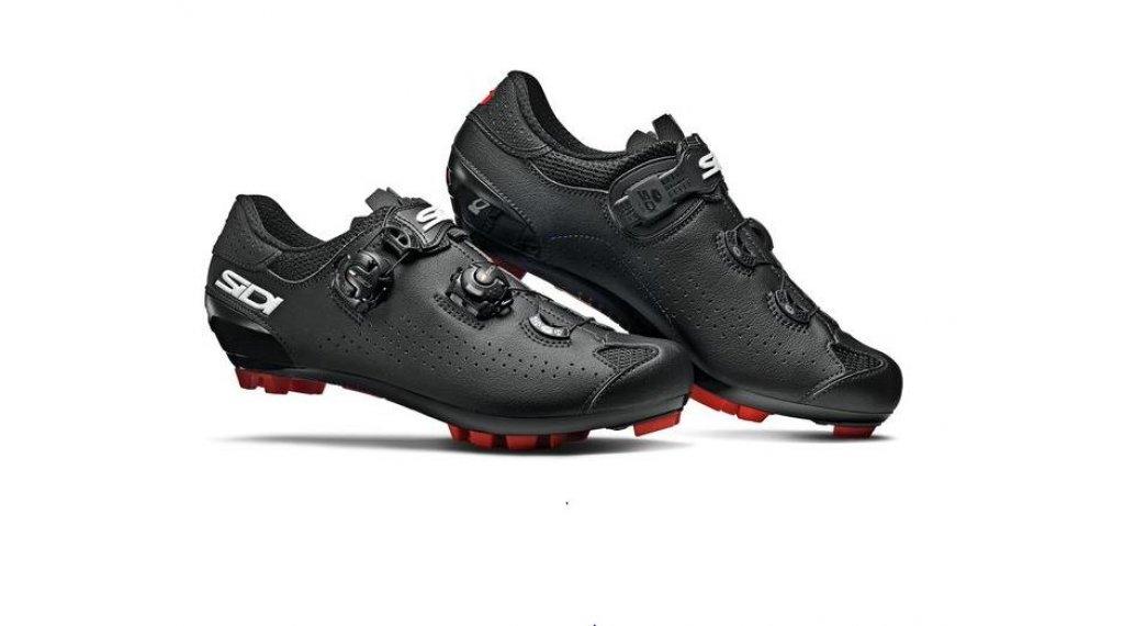 Sidi Eagle 10 MTB- shoes men size 39.0 black/black