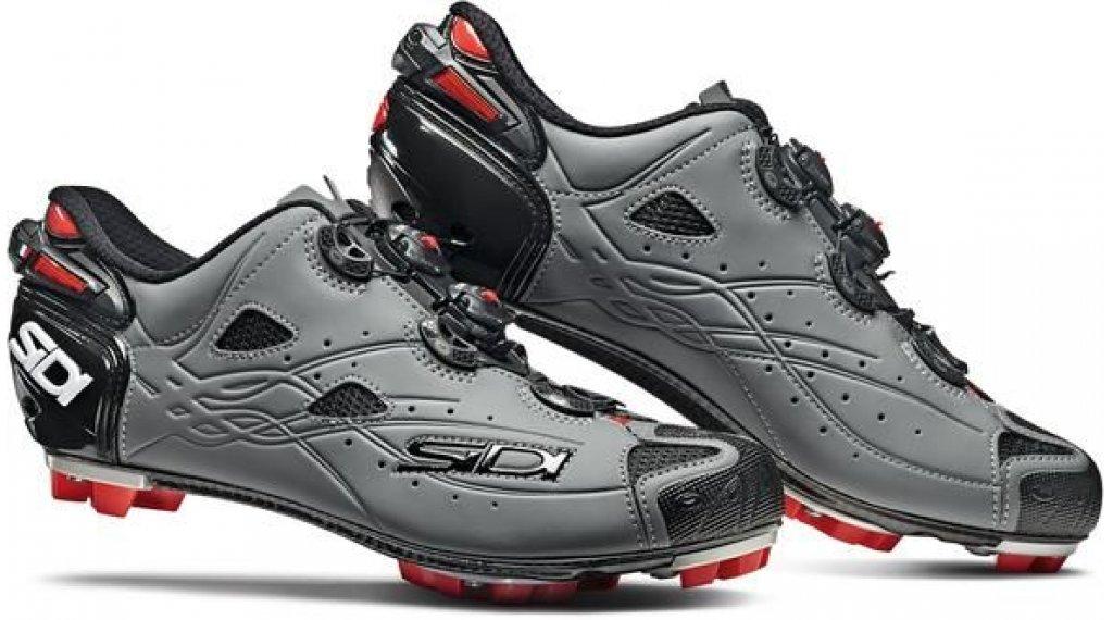 Sidi Tiger MTB-Schuhe Herren Gr. 41,5 matt grey/matt black