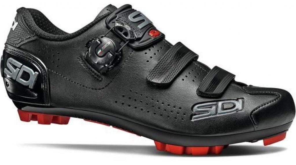 Sidi Trace 2 Mega MTB-Schuhe Herren Gr. 40.0 black/black