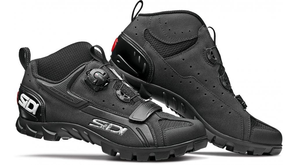 Sidi Defender MTB-Schuhe Gr. 39.0 black/black