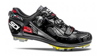 Sidi Dragon 4 carbon SRS men MTB shoes black/black 2018