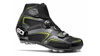 Sidi Frost Gore Winter MTB-Schuhe Herren black/yellow