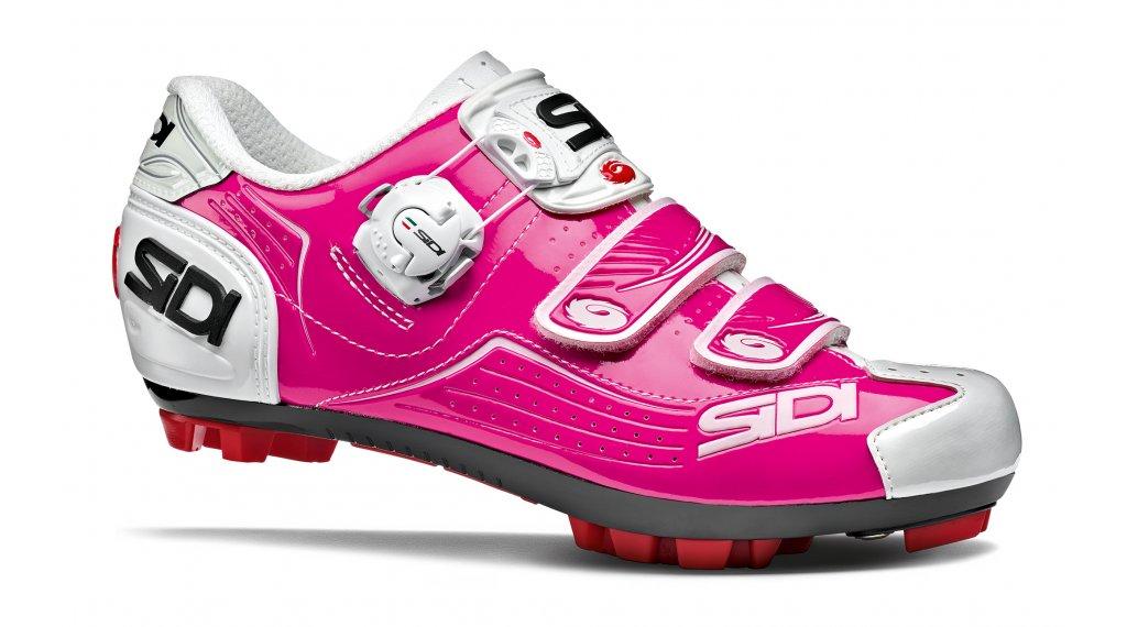 Sidi Trace MTB Schuhe Damen Gr. 37 fuxia/white Mod. 2019
