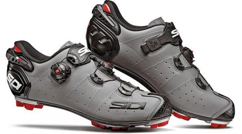 Sidi Drako 2 SRS MTB-Schuhe Gr. 41.0 matt grey/black