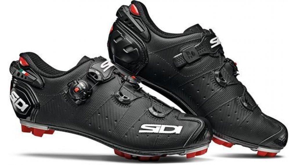 Sidi Drako 2 SRS MTB-Schuhe Gr. 39.0 matt black