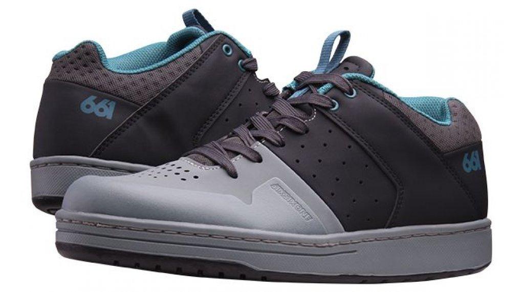 SixSixOne Filter Flat Schuhe Gr. 45.5 gray