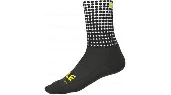 Alé Dots Socken 16cm Gr. S (36/39) black/black/white