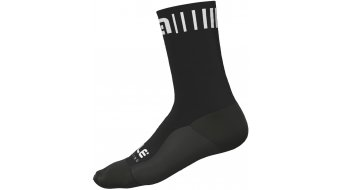 Alé Strada Socken 18cm Gr. L (44/47) black/white