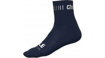 Alé Strada Socken 14cm Gr._M_(40-43)_navy_blue/white