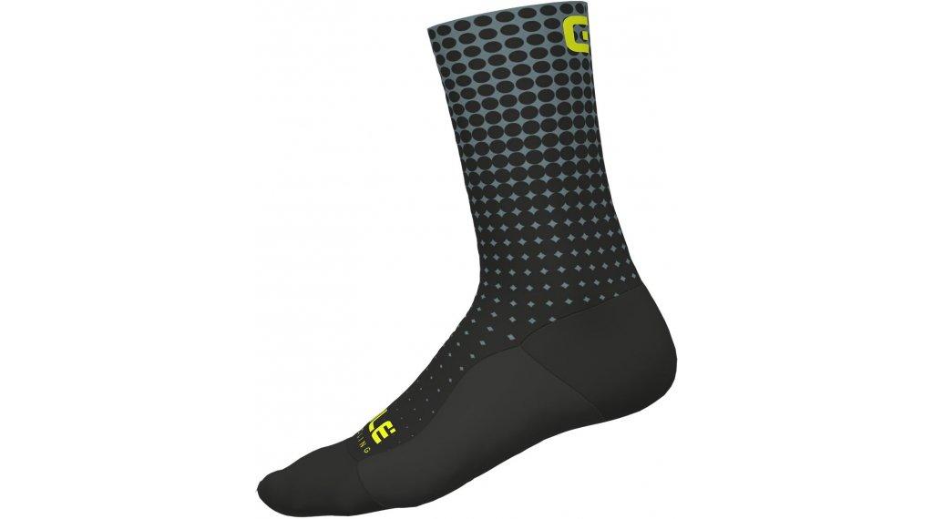 Alè Dots Socken 18cm Gr. M (40/43) black/grey
