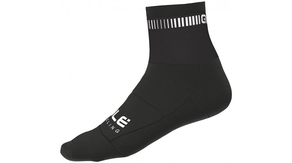 Alé Logo Socken 8cm Gr. S (36/39) black/white