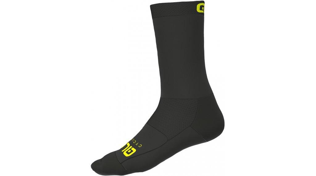 Alé Team Socken 20cm Gr. S (36/39) black