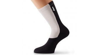 Assos fuguSpeer S7 calcetines blanco Panther