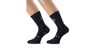 Assos tiburuSock evo8 chaussettes 2 Pack taille