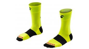 "Bontrager Race 5"" (13cm) socks size XL (46/48) visibility yellow"