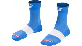 Bontrager Race 6cm Socken Gr. M (US) (40–42) waterloo blue