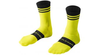 Bontrager Race Crew socks men size 43-45 (L) wheelioactive yellow