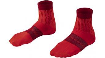 Bontrager Race Quarter socks men size 37-39 (S) infrared