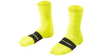 Bontrager Velocis Crew socks men wheelioactive yellow