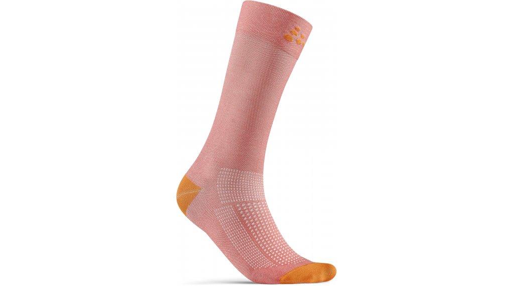 Craft Core Endurance Socken Gr. S (37-39) coral/tart