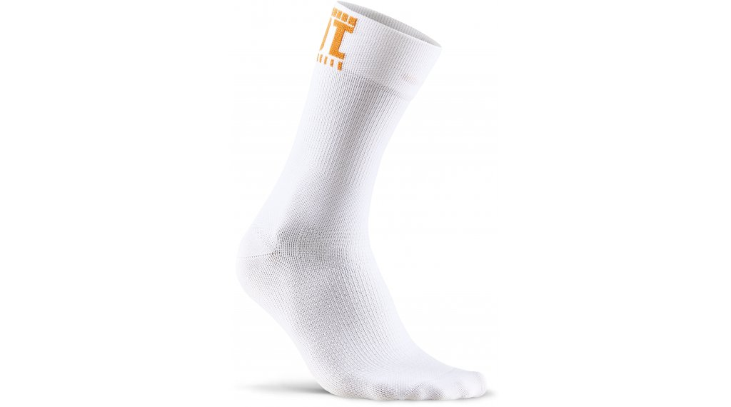 Craft HMC Endurance Socken Gr. M (40-42) white/glory
