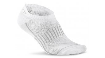 Craft Cool Training Shaftless 2-Pack Socken Gr. 46/48 white