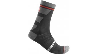 Castelli Trofeo 15 Socken Gr. S/M black