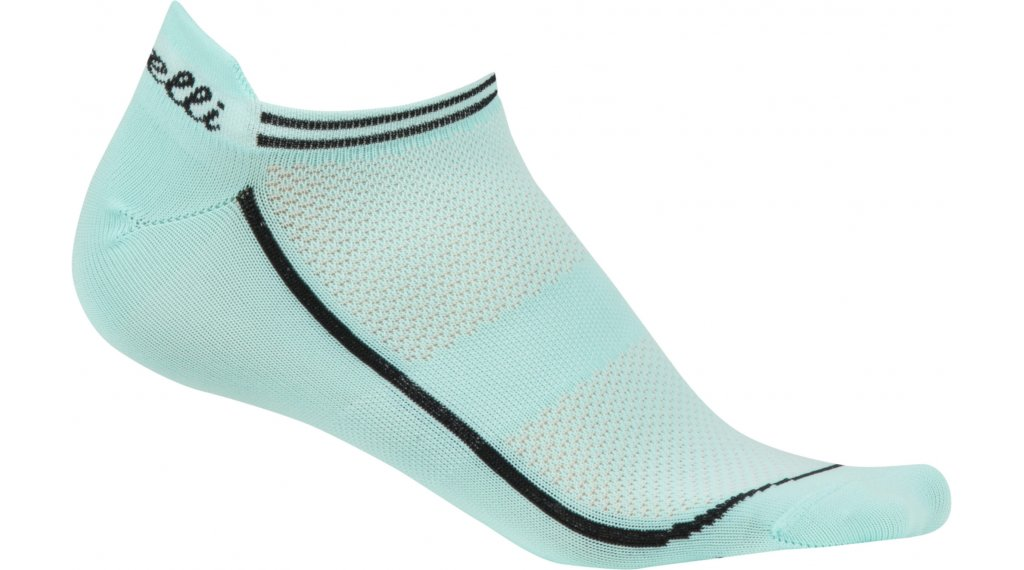 Castelli Invisibile Socken Damen Gr. S/M aruba blue