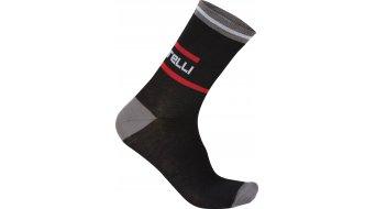Castelli Incendio 12 Socken Gr. L/XL black