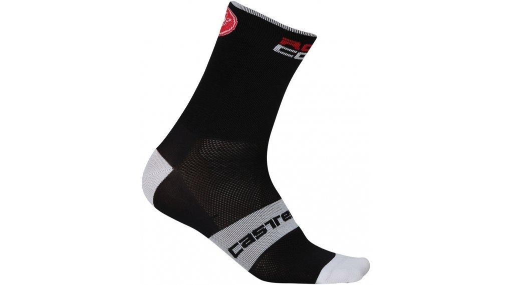 Castelli Rossocorsa 9 Socken Gr. S/M black
