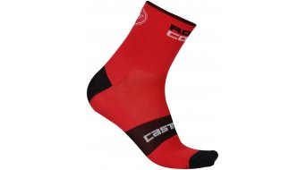 Castelli Rosso Corsa 9 chaussettes taille