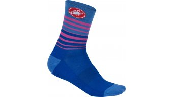 Castelli Righina 13 Merino Wool Socken Gr. S/M surf blue