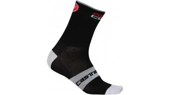 Castelli Rossocorsa 6 Socken Gr. S/M black