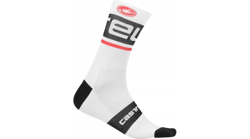 Castelli Free Kit 13 Socken Gr. S/M white/black
