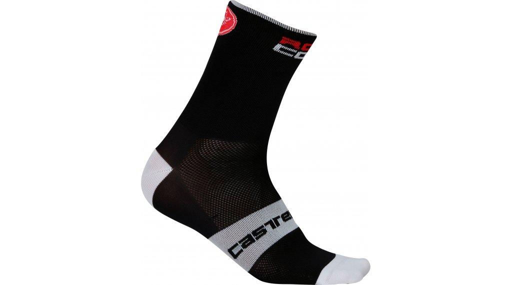 Castelli Rossocorsa 13 Socken Gr. S/M black