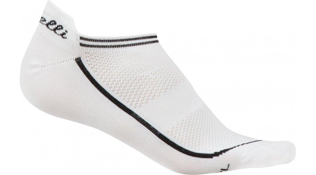 Castelli Invisibile Socken Damen Gr. S/M white