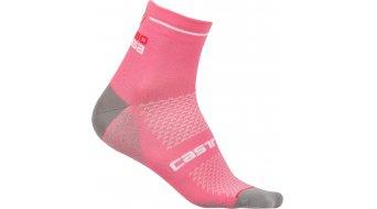 Castelli rosa Corsa 2 calzini da donna mis. S/M Giro rosa