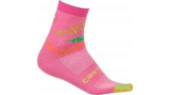 Castelli TR Socken Damen Gr. S/M piuma pink