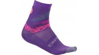 Castelli TR Socken Damen Gr. S/M piuma purple