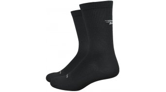 DeFeet Levitator Trail D-logo (15cm) Sport socks black