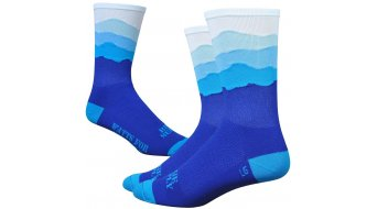 DeFeet Aireator Ridge Supply Sportsocken blau