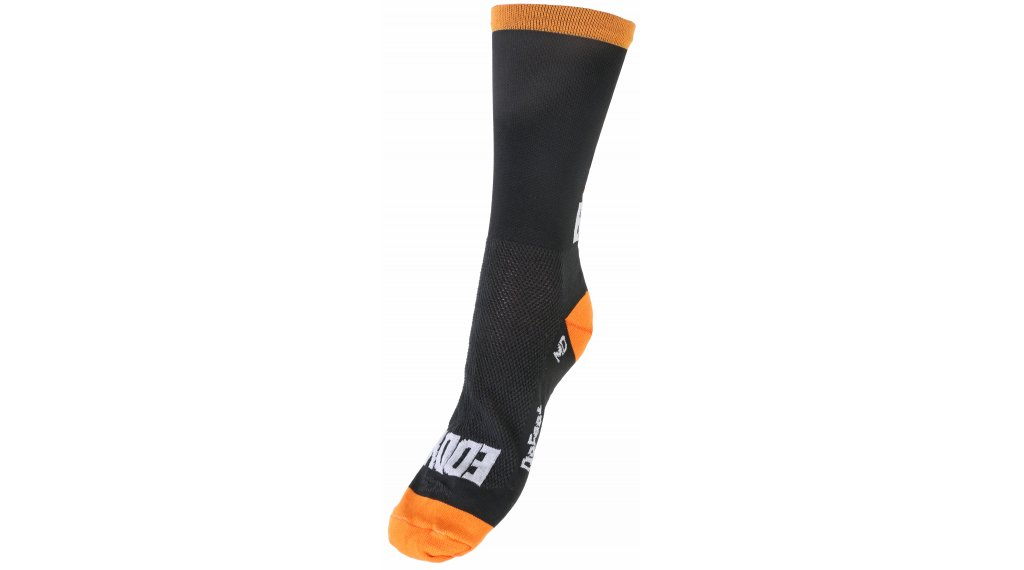 DeFeet Aireator Rich Mitch Eddy Merckx Sport socks size S (36-39,5) black/orange